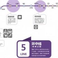 深圳地铁墙贴广告 深圳地铁5号线(环中线)广告【万事成传媒】