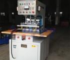 供应快速卷帘门高频热合机 上海骏精赛厂家生产 可自动上下料
