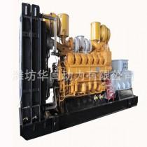 山东济柴柴油发电机组1500kw柴油发电机图片
