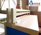 现货供应PVC结皮发泡板设备/PVC木塑建筑模板生产线