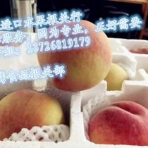 水果进口报关流程涉及关税代理清关服务