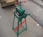 鑫隆SWG-38型手摇多功能弯管机全国发货