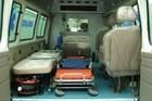 全顺福星三运送型救护车NJ5040XJH3-M