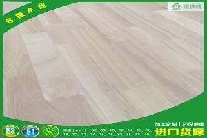 【厂家直销】佛山优质橡胶木指接板-进口泰国橡胶木指接板