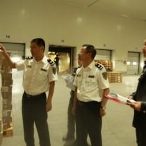 老挝水果进口代理报关公司图片