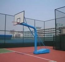 天津市篮球场墨绿色围网易安装
