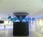 定制全息展示柜 浙江厂家直销幻影成像设备温州半透半反玻璃采购