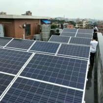 名洋能源分享考察光伏发电扶贫与居民共谋脱贫计