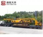 承接旋挖钻机运输,大型基础工程设备托运服务