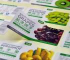 食用油标签 饮料标签 食品标签定做 食品标签印刷