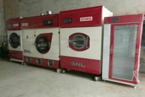 石家庄二手ucc干洗机水洗机低价出售
