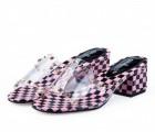 时尚女士凉鞋鞋面TPU休闲鞋面膜TPU透气透湿耐磨弹性沙滩鞋
