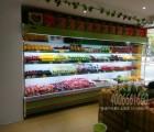 绿叶水果连锁水果保鲜展示风幕柜益阳市哪里能买到