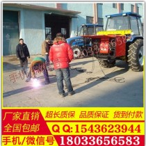 发电电焊两用机组 拖拉机发电电焊一体机图片