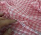 远达布业 布料批发全棉针织 格子布