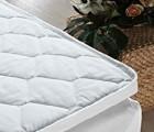 旅馆保护垫厂家――江苏洁瑞雅纺织品实用的双层羽绒舒适垫