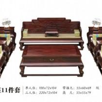 东阳黑酸枝红木家具,年年红红木家具,青岛红木市场,老挝红酸图片