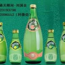 上海港矿泉水进口报关需要注意什么问题图片