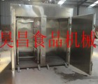 供应昊昌QZX-1000实验型烟熏炉