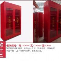 上海宏宝灭火器工具储物柜厂家直销