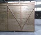 大型机械包装箱东莞生产厂家直销