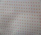 羊绒蛋白抗菌防螨蝴蝶网透气布