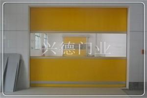 惠州快速卷帘门、pvc门帘、价格、维修