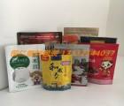 厂家设计定做干果坚果高档塑料包装袋 大枣红枣包装袋各种拉链袋