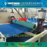 合成树脂瓦生产线设备 塑料琉璃瓦机械 树脂瓦机器