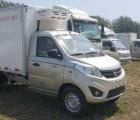 河南松川高颜值、安全感、舒适易驾的奥铃T3专用冷藏车