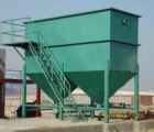 碳钢一体化斜管沉淀池 电镀废水处理专用斜管沉淀池 可订做