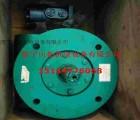 济宁3吨吊车配件WC100蜗轮蜗杆回转减速机液压马达