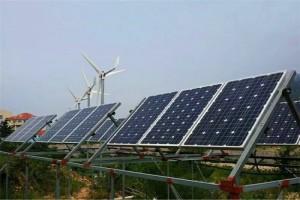大量销售 晟成3000W家庭专用风力发电机 太阳能发电机
