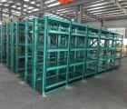 惠州抽屉式模具放置架 佛山仓库模具整理架 中山三立柱模具架