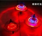 新奇特玩具电动音乐发光鱼,发光带音乐仿真电动鱼