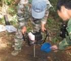 美国绍尔背包钻机老挝探矿找矿