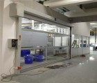 防尘背带快速门 可适用于各种场所 非标定制
