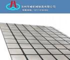 华威机械 T型槽平板 圆形平板 可开槽打孔 可加工定制