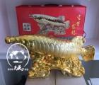 5斤磨砂金富贵金龙鱼陶瓷酒瓶礼盒套装定制批发景德镇厂家发货