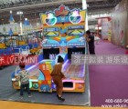 大人孩子都喜爱的迷你保龄球设备 儿童保龄球机游乐设备