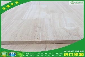 泰国橡胶木指接板专业报价_进口橡胶木指接板