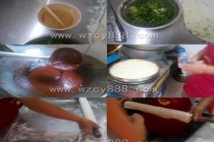 广州千层饼加盟我想学千层饼 深圳美味来小吃培训