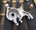 铸铝汽车配件,铝合金砂型铸造,按图交作业