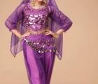 成都舞蹈服装印度舞演出表演服装租赁