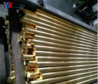 无铅H62耐腐蚀易切削黄铜 环保铅黄铜棒 抛光专用黄铜片