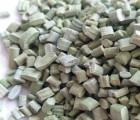PE木塑地板、塑木产品专用PE再生塑料颗粒