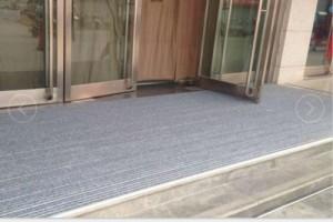 铝合金防滑地毯江苏防尘地毯厂家工艺