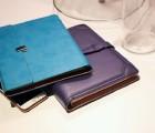 厂家制造办公软皮笔记本 加厚时尚活页笔记本订做 工厂订制记事