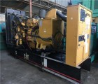 深圳发电机 卡特二手柴油发电机出售 进口品牌发电机转让