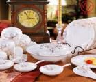 家居日用礼品景德镇陶瓷餐具生产批发厂家